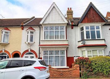 Thumbnail 3 bed terraced house for sale in Leigham Court Drive, Leigh-On-Sea, Essex