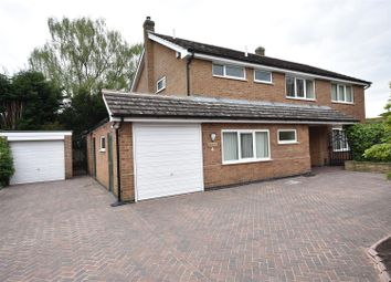 Thumbnail 4 bed detached house for sale in Elm Close, Newark