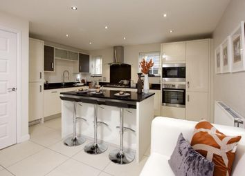 "Thumbnail 4 bedroom detached house for sale in ""Lincoln"" at Helme Lane, Meltham, Holmfirth"