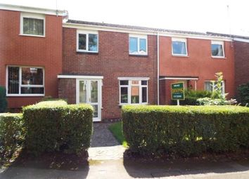 Thumbnail 3 bed terraced house for sale in Quibury Close, Redditch, Worcestershire