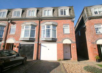 Thumbnail 3 bed end terrace house to rent in Hamilton Close, Rustington, Littlehampton