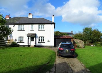 Thumbnail 3 bed cottage for sale in Chittlehamholt, South Molton, Devon