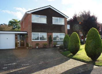 Thumbnail 4 bed detached house for sale in The Drive, Oakley, Basingstoke
