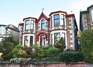 Thumbnail 3 bed flat for sale in 3 Mount Pleasant Road, Rothesay, Isle Of Bute