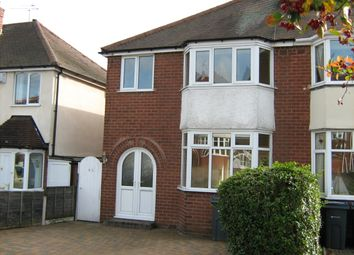 Thumbnail 3 bed semi-detached house for sale in Glyn Farm Road, Quinton, Birmingham