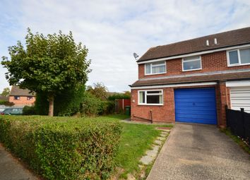 Thumbnail 3 bed semi-detached house to rent in Westbury Avenue, Droitwich