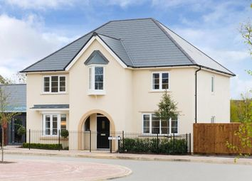 """Thumbnail 4 bedroom detached house for sale in """"Pendle"""" at Mitton Road, Whalley, Clitheroe"""