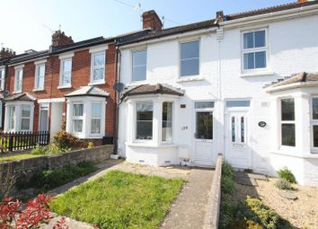 Thumbnail 3 bed terraced house for sale in Coombe Road, Salisbury