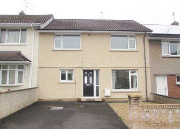 Thumbnail 3 bed terraced house to rent in Church Street, Aberkenfig, Bridgend.
