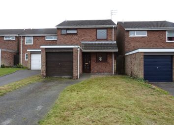 Thumbnail 3 bed detached house to rent in York Place, Coalville