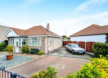 Thumbnail 3 bed bungalow for sale in Bron Haul Shore Road, Gronant, Prestatyn