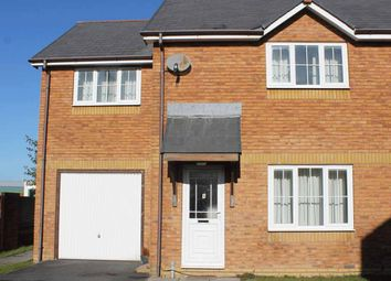 Thumbnail 3 bed semi-detached house for sale in 4 Clos Ceitho, Aberystwyth