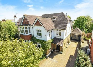 Thumbnail 6 bed detached house for sale in Vineyard Hill Road, Wimbledon, London