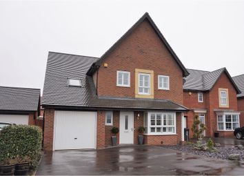 Thumbnail 4 bed detached house for sale in Mallow Close, Derby