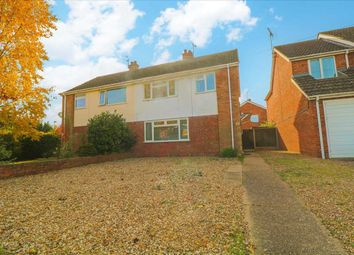 3 bed semi-detached house for sale in Dore Avenue, North Hykeham, Lincoln LN6