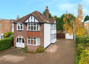 Thumbnail 3 bed detached house for sale in Chiltern Avenue, Bushey