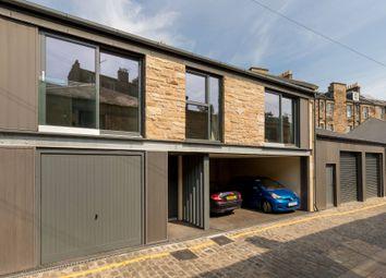 Thumbnail 4 bed mews house for sale in Broughton Place Lane, Edinburgh, Midlothian
