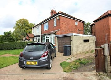 Thumbnail 3 bed semi-detached house to rent in School Grove, Aston, Sheffield
