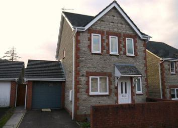 Thumbnail 3 bedroom detached house to rent in Ffordd Ger Y Llyn, Tircoed Forest Village, Penllergaer, Swansea