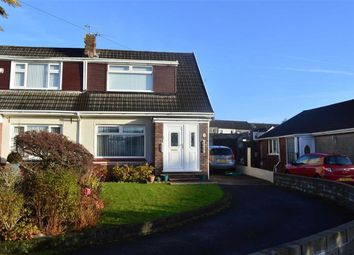 Thumbnail 3 bedroom semi-detached bungalow for sale in Gendros Close, Swansea