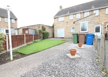 Thumbnail 3 bedroom end terrace house for sale in Dent Road, Hull