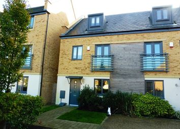 Thumbnail 3 bed end terrace house for sale in Bayleaf Avenue, Hampton Vale, Peterborough