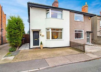 Thumbnail 2 bed semi-detached house for sale in Hey Street, Long Eaton, Nottingham