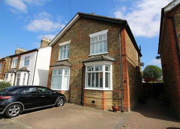 Thumbnail 3 bed semi-detached house for sale in Claremont Road, Staines Upon Thames