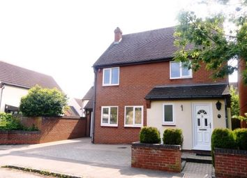 Thumbnail 4 bedroom detached house to rent in Two Mile Ash, Milton Keynes