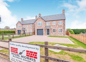 Thumbnail 4 bedroom detached house for sale in Woodgate Road, Moulton Chapel, Spalding, Lincolnshire