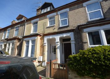 Thumbnail 4 bed terraced house for sale in Cleveland Road, Lowestoft