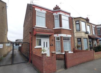 Thumbnail 3 bed end terrace house for sale in Kelvin Street, Hull