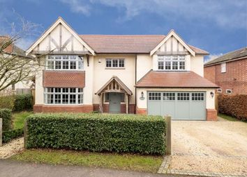 Thumbnail 5 bed detached house for sale in Keyworth Road, Wysall, Nottingham