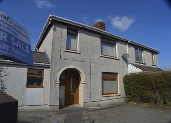 Thumbnail 3 bed semi-detached house for sale in Addison Road, Port Talbot, West Glamorgan