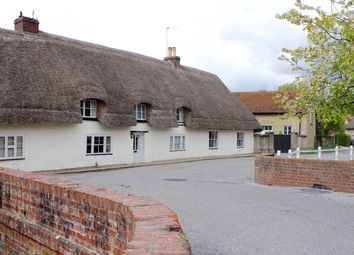 Thumbnail 4 bedroom cottage for sale in St Mary Bourne, Andover, Hampshire
