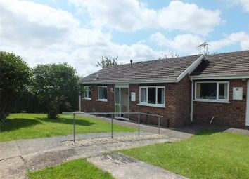 Thumbnail 3 bedroom terraced bungalow for sale in Fleming Way, Neyland, Milford Haven