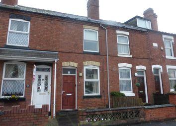 Thumbnail 2 bed terraced house for sale in Hurcott Road, Kidderminster