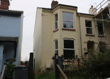 Thumbnail 4 bed semi-detached house for sale in 3 Station Road, Drayton, Norwich, Norfolk