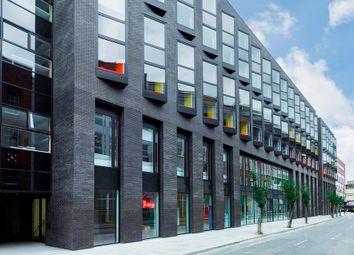 Thumbnail Studio to rent in Brunswick Place, London