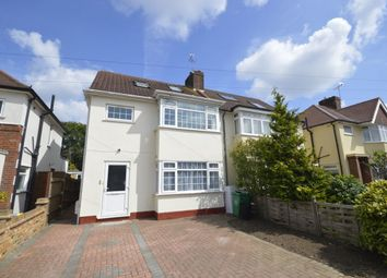 Thumbnail 4 bed semi-detached house for sale in Whitton Waye, Whitton, Hounslow