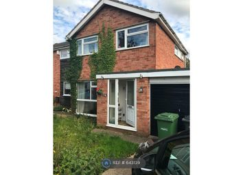 Thumbnail 3 bed semi-detached house to rent in Doncaster Crescent, Peterborough
