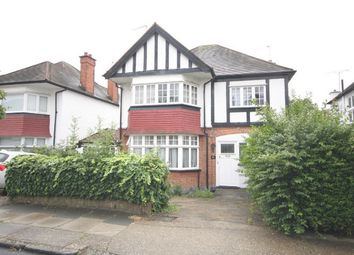 Thumbnail 4 bedroom detached house to rent in Grendon Gardens, Wembley, Greater London