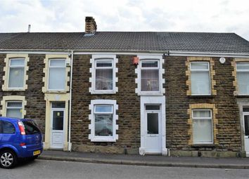 Thumbnail 2 bedroom terraced house for sale in Meadow Street, Swansea