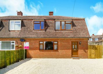 Thumbnail 4 bed semi-detached house for sale in Longleat Close, Frome