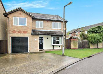 Thumbnail 4 bed detached house for sale in Wopsle Close, Rochester