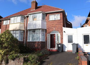 Thumbnail 3 bed semi-detached house for sale in Great Stone Road, Birmingham