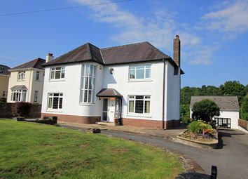 Thumbnail 4 bed detached house for sale in Bronwydd Road, Carmarthen, Carmarthenshire
