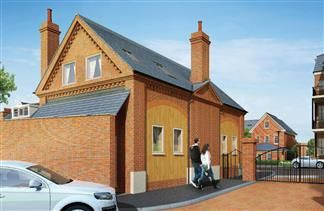 Thumbnail 2 bedroom detached house for sale in Plaistow Lane, Bromley