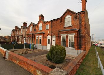 Thumbnail 3 bed end terrace house for sale in Marsh Lane, Misterton, Doncaster