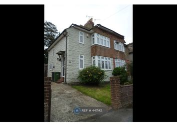 Thumbnail 3 bed semi-detached house to rent in Oakfield Road, Hastings